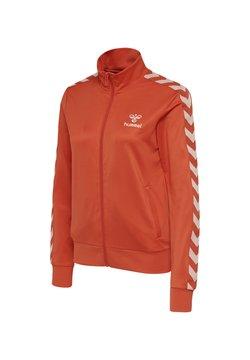 Hummel - Trainingsjacke - orange