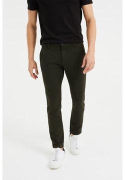 WE Fashion - Chino - dark green