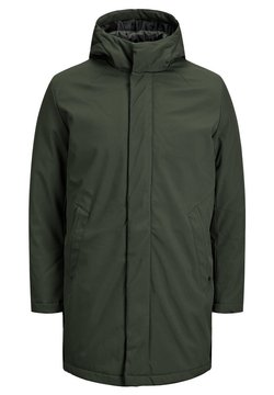 Jack & Jones PREMIUM - JPRCLIMB  - Wintermantel - olive night