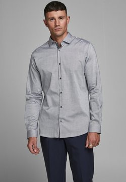 Jack & Jones PREMIUM - Businesshemd - light grey melange