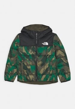 The North Face - REVERSIBLE PERRITO UNISEX - Talvitakki - evergreen mountain