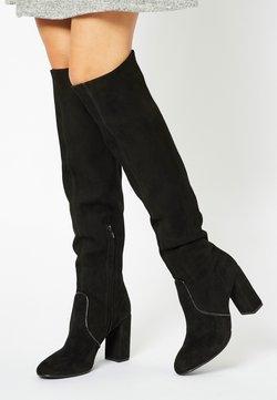 faina - Laarzen met hoge hak - black