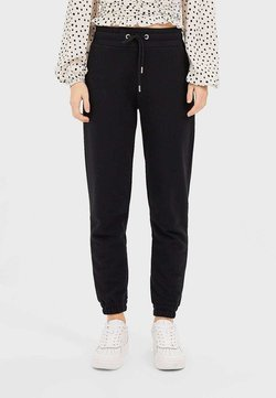 Stradivarius - Jogginghose - black