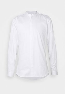 HUGO - ENRIQUE EXTRA SLIM FIT  - Camicia - open white