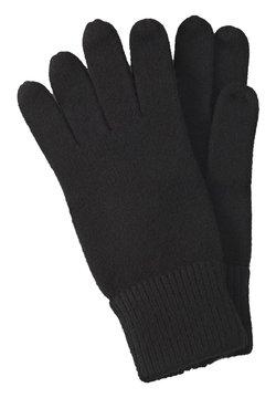 TOM TAILOR - Fingerhandschuh - black