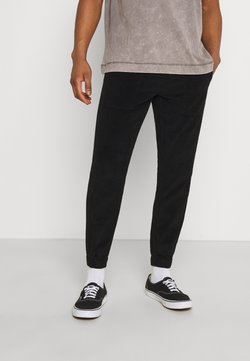 Redefined Rebel - JAZZ PANTS - Trousers - black