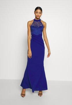 WAL G. - HALTER NECK DRESS - Suknia balowa - electric blue
