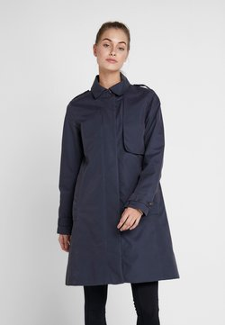 Didriksons - MILA WOMEN'S COAT - Regnjacka - navy dust