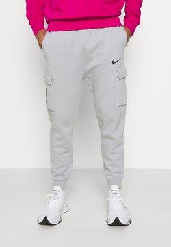 Nike Sportswear - ZIGZAG CARGO PANT - Pantalon de survêtement - wolf grey