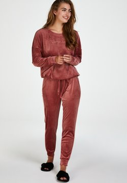 Hunkemöller - Nachtwäsche Hose - pink