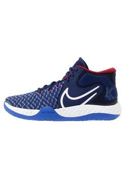 Nike Performance - KD TREY 5 VIII  - Indoorskor - blue void/white/racer blue/red crush