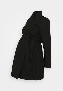 MAMALICIOUS - MLNEWROXY COAT - Abrigo - black
