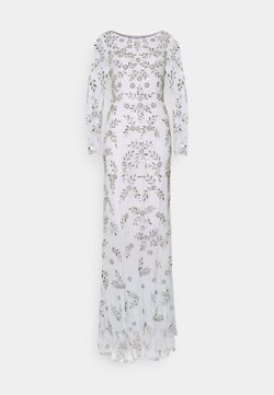 Maya Deluxe - ALL OVER FLORAL DRESS - Iltapuku - ivory