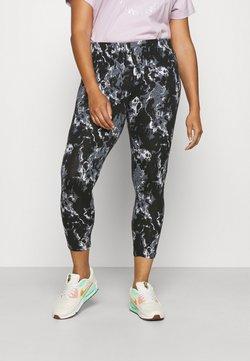 CAPSULE by Simply Be - MONO  - Leggings - Trousers - black