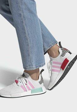 adidas Originals - NMD_R1 W - Sneakers - ftwwht/trupnk/cblack