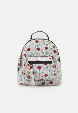 PARFOIS - BACKPACK MOMMY M - Sac à dos - white/red