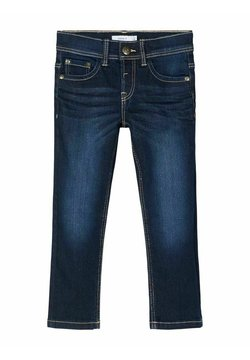 Name it - Straight leg jeans - dark blue denim