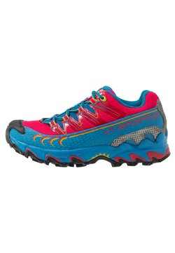La Sportiva - ULTRA RAPTOR WOMAN GTX - Zapatillas de trail running - neptune/orchid