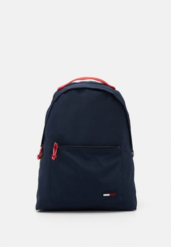 Tommy Jeans - CAMPUS GIRL BACKPACK - Reppu - blue
