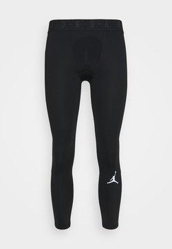 Jordan - AIR 3/4 TIGHT - Pitkät alushousut - black/white