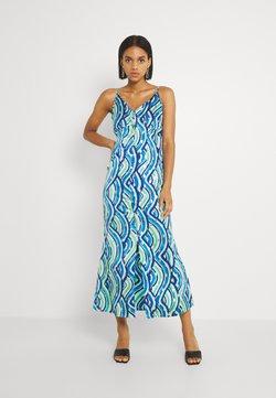 Never Fully Dressed - STRAPPY LINDOS - Cocktailkleid/festliches Kleid - blue