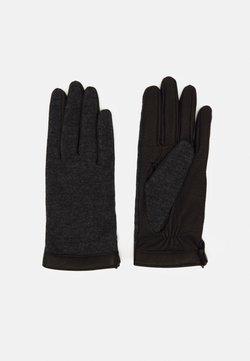 Otto Kessler - Fingerhandschuh - black/dark grey