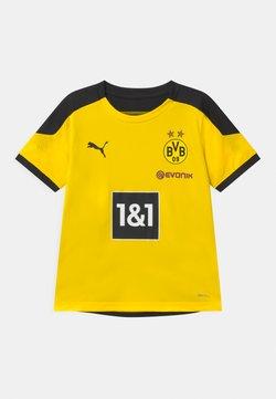 Puma - BVB BORUSSIA DORTMUND TRAINING UNISEX - Vereinsmannschaften - cyber yellow/puma black