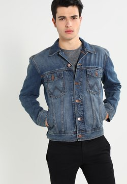 Wrangler - Veste en jean - blue