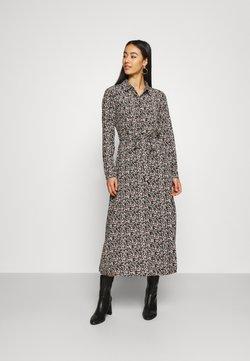 Vero Moda - VMJORDIN DRESS - Sukienka koszulowa - black