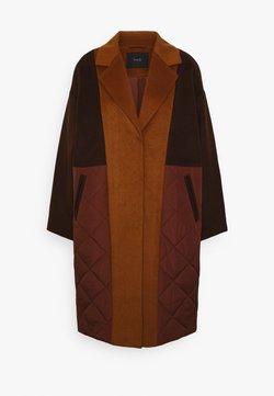 YAS - YASJERRINA COAT - Manteau classique - rubber