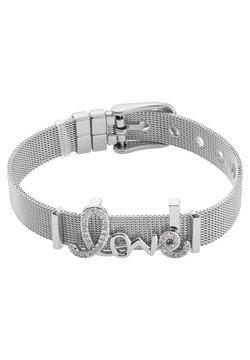 Heideman - ARMBAND LOVE - Armband - silberfarben poliert