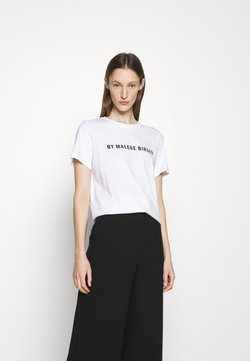 By Malene Birger - DESMOS FAYEH - T-Shirt print - pure white