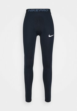 Nike Performance - Tights - obsidian/white
