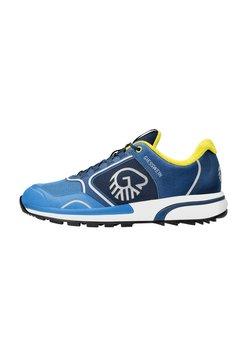 Giesswein - WOOL CROSS X - Sneaker low - turquoise