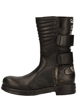 Replay - Stiefel - black