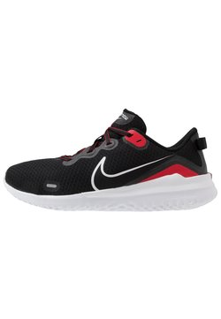 Nike Performance - RENEW RIDE - Zapatillas de running neutras - black/white/red/anthracite