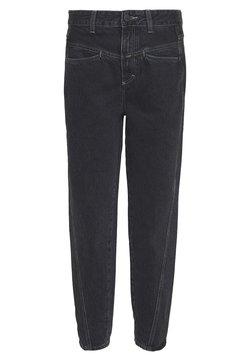 CLOSED - PEDAL TWIST - Jeans a sigaretta - dark grey