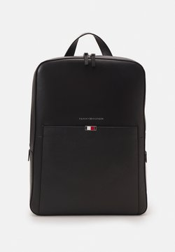Tommy Hilfiger - BUSINESS BACKPACK UNISEX - Zaino - black