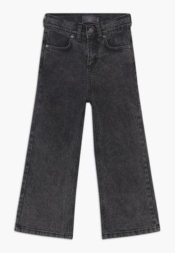 Blue Effect - GIRLS PALAZZO CROPPED - Jeans Relaxed Fit - grey denim