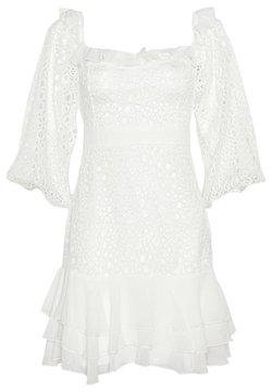 Trendyol - Robe de soirée - cream