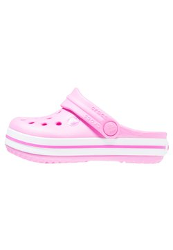 Crocs - CROCBAND RELAXED FIT - Badesandale - party pink