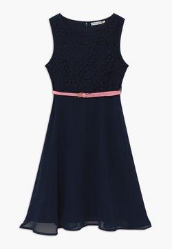 Lemon Beret - TEEN GIRLS - Cocktailklänning - medieval blue