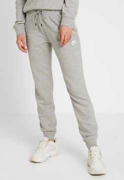 Nike Sportswear - Jogginghose - grey heather/white