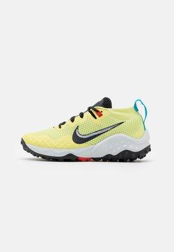 Nike Performance - WILDHORSE 7 - Zapatillas de trail running - limelight/off noir/laser blue/chile red