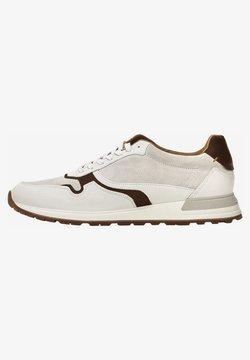 Massimo Dutti - Sneaker low - white