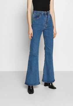 Cotton On - ORIGINAL FLARE JEAN - Jeans a zampa - lucky blue