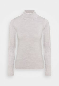 Marks & Spencer London - ROLL - Strickpullover - grey