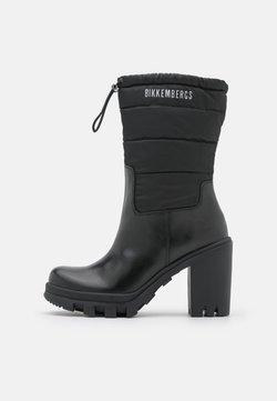 Bikkembergs - PHILDE - Platform ankle boots - black