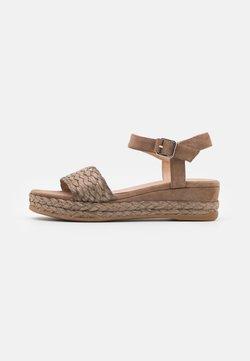 Unisa - GABIR - Platform sandals - funghi