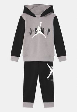 Jordan - JUMPMAN SIDELINE SET - Verryttelypuku - black
